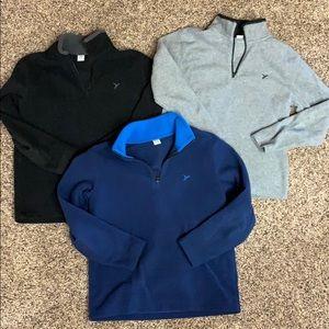 Boys Old Navy Fleece Pullovers. Medium (8) GUC